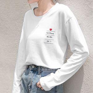 仙女长袖女T恤秋冬季百搭chic上衣装宽松打?#21672;?#20462;身显瘦学生体恤
