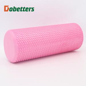 浮点泡沫轴瑜伽柱肌肉按摩轴平衡棒普拉提柱EVA瑜伽轴foam roller
