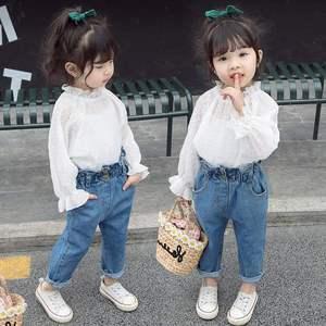 高档巴布豆2婴儿童长袖T恤春装女宝宝秋衣上衣体恤秋款女童打?#21672;?/>                             </a>                             <div class=