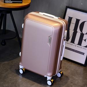 轻便包邮韩版可爱小行李箱女20寸学生拉杆箱万向轮旅行箱24密码箱