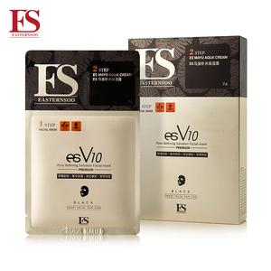 韓國伊思秀ESV10面膜保濕膠原蛋白清潔毛孔黑頭玻尿酸補水