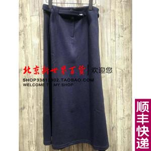 国内代购 啦娜菲LANAFAY 2019年冬装专柜正品半身裙9D318 1998