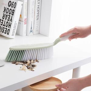 居家家 长柄床刷扫床刷子除尘刷地毯刷 沙发清洁刷扫床刷笤帚扫把