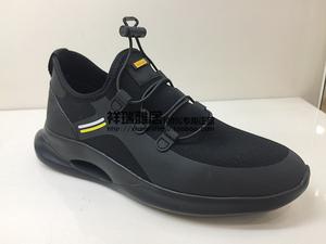 国内代购专柜正品 天美意2019年春季新款男鞋 2MT01 2MT01AM9