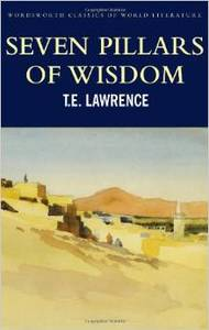 英文原版Seven Pillars of Wisdom/T. E. Lawrence