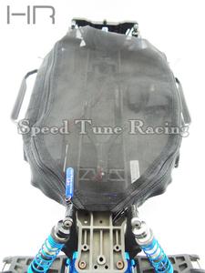 美国Hot Racing Traxxas Slash 2WD  底盘防水溅防尘罩