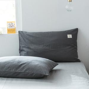 全棉枕套一對裝枕頭套子單人單個加厚純棉枕芯內膽套記憶枕枕芯套
