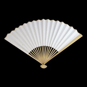 玉竹折扇7-10寸 水磨玉竹扇骨 蘇工精美男女扇子 空白宣紙折扇面