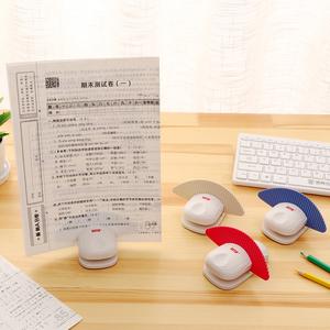 阅读试卷夹A4纸夹立纸文稿夹电脑纸夹打字架银行阅稿架读稿夹钢琴