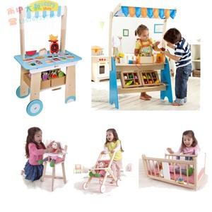 元优幼儿园早教儿童过家家?#24039;?#25198;演玩具我的杂货铺小卖铺梳妆台