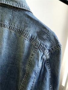 福利:牛仔衬衫  可当一件外套穿 面料柔软  好搭配 好耍帅