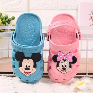 儿童拖鞋包头夏季沙滩鞋男童女童软底防滑两用凉鞋宝宝洞洞凉拖鞋