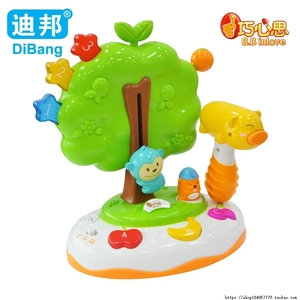 Dubang - children educational early education hit fruit