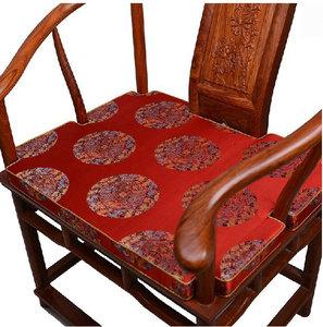 餐椅坐垫中式