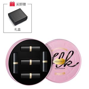 口红一盒小样套装女礼盒装学生款生日礼物平价少女可爱韩国正品