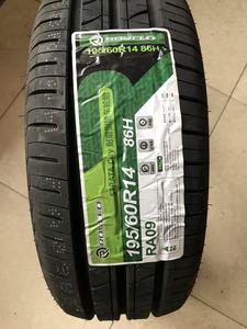 全新正品廠家直銷賽輪金宇銳陸ROVELO195/60R14高性能型轎車輪胎