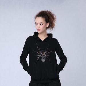 范倫汀范范女裝大衣財富蜘蛛后背假兩件羊毛尼外套A48098