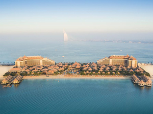 ANANTARA THE PALM DUBAI RESORTDELUXE LAGOON VIEW