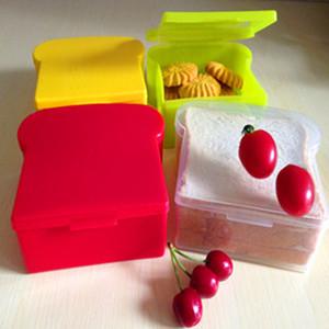 三明治盒 面包吐司盒 零食糖果盒 便当盒 塑料保鲜盒 外带方便