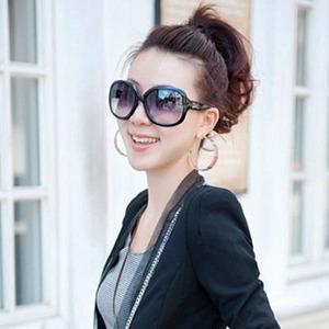 正品DORIS太阳眼镜女偏光镜明星款大框潮新款GLOSSY1小辣椒墨镜女