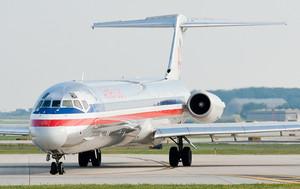 麦道DC-9遥控轻木泡沫电动固定翼涵?#32769;?#30495;运输客飞机航模制作图纸