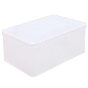 艺源带盖水晶透明收纳鞋盒小号 中号 大号 环保材质 清洗方便