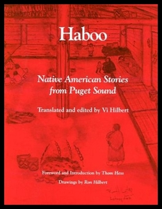 【预售】Haboo: Native American Stories from Puget Sound