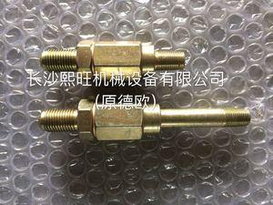 砼泵配件 拖泵配件 中联闸板拖泵油管单向阀 长/短单向阀