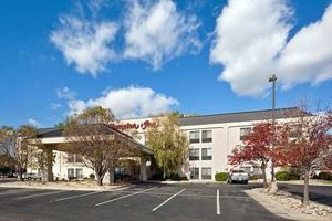 Hampton Inn North Sioux City1 BEDROOM KING SUITE W/WHIRLPO