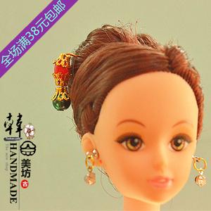 【韩朵美坊】古代女人头发装饰 发簪 古装娃娃头饰品