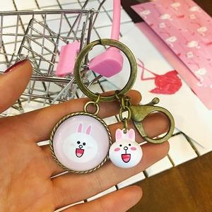 手工制作钥匙扣