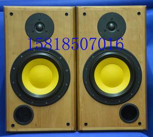惠威D8G+Q2R家用8寸DIY天然樱桃实木无源家用两分频书架音箱/对