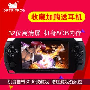 全新PSP掌机触屏GBA32位高清存档拳?#23454;?#35270;智能X8怀旧经典游戏机