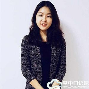 首尔韩语外教朴诗安老师外教一对一韩语口语在线课程一节课28分钟
