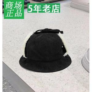 热风2019年冬季女士蝴蝶结雷锋帽帽子出游20-24周岁青年P003W9403
