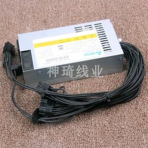 包郵白金靜音小1U flex一體機 HTPC 臺達500W NAS電源小機箱電源
