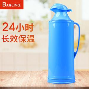 宝菱热水瓶老式暖瓶传统保温水瓶木塞玻璃内胆大容量暖壶家用水壶