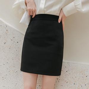 春夏職業裙半身裙女一步裙包臀短裙包裙西裝裙工作裙西裙正裝裙子