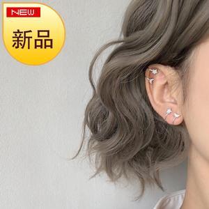 无耳洞耳夹A女耳洞气质耳眼耳根学生侧耳耳廓可爱耳骨夹女耳钉饰
