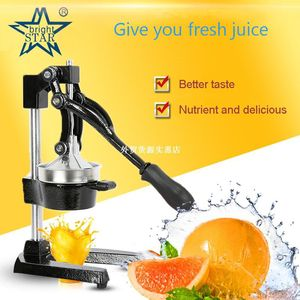 Manul Juicer Stainless Steel Orange/PomegranateJuicing Machi