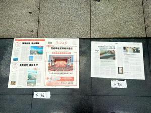 欧洲进口代包装广东东莞填充旧报纸宠物垫清洁用塞鞋油漆废旧报纸