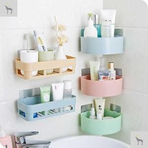 吸盤肥皂架子香皂盒掛墻上的在免打孔置物粘貼吸壁式衛生間洗手間