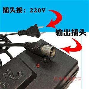 电视室外天线电源盒 电q视遥控天线电源盒I 001免安装天线 电源盒