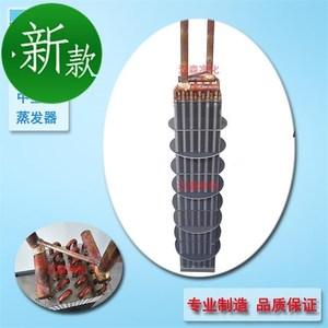 冷干机预冷机冷冻式干燥机d机翅片式蒸发器芯换热器芯风冷凝除湿