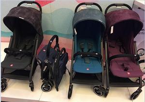 好孩子口袋车轻便一键收婴儿车宝宝推车童车可上飞机登记