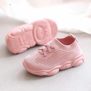 一岁多宝宝鞋子薄款女宝宝小童软底女鞋夏天春夏网眼婴幼儿婴儿夏