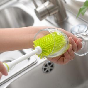 洗被子神器洗杯刷 家用子神器洗奶瓶刷杯子长柄杯刷子茶壶清洗