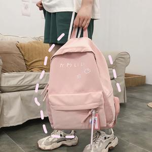 少女心洛丽塔lolita书包?校园可爱韩版高中森系日系小清新双肩包