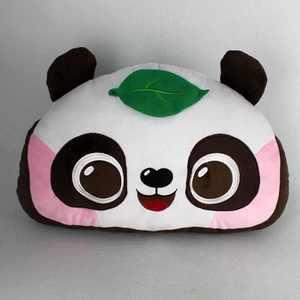 毛绒玩具抱枕热转印蓝瘦香菇抱枕 教育机构吉祥物礼品 可加logo