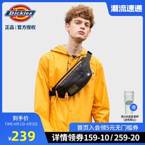 Dickies2019新款時尚男士胸包斜挎百搭胸包女士潮牌ins潮街頭A015